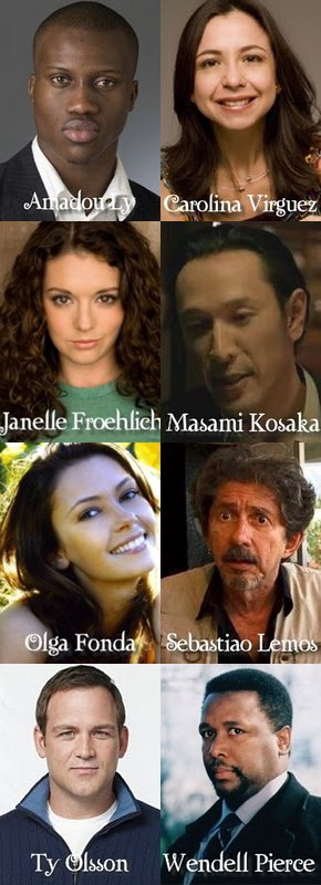 casting complet de twilight 4