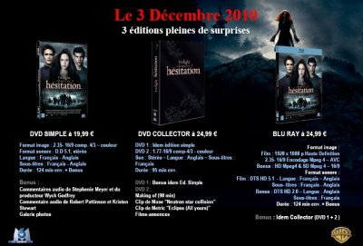 DVD HESITATION