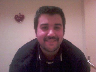 Nouvelle photo de moi (Recente) :)