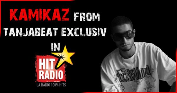 Exclusive KamikaZ Sur HitRadio