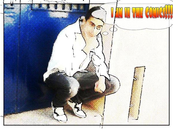 rap / maman chui désolé  (2011)