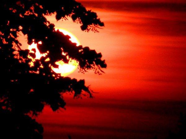 Noite sobre Beaurieux***Nuit sur Beaurieux