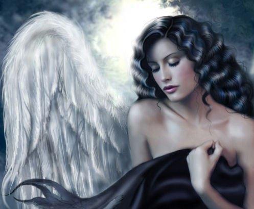 L'homme peut être un ange, avec ses défauts qu'il essaye de corriger, sans pour autant être parfait du moment qu'il essaye.*