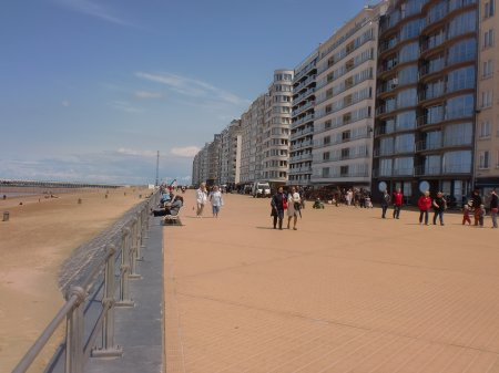 Long wekend a ostende