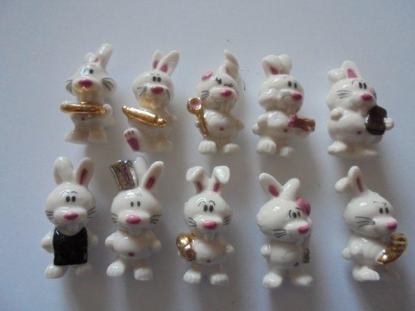 serie 2175 : les lapins rigolos 2016