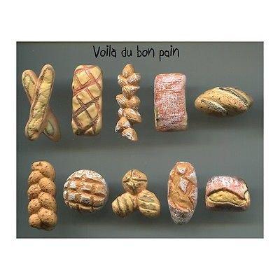 serie 2176 : voila du bon pain 2013