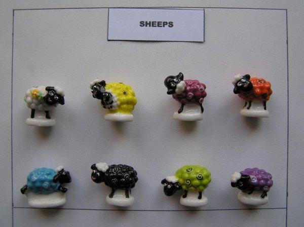 serie 2269 : sheeps 2017