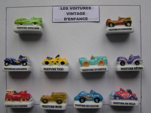 serie 2272 : voitures d'enfant vintage 2017