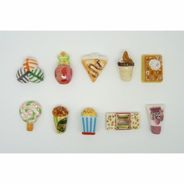 serie 2308 : bonbons et sucreries 2017