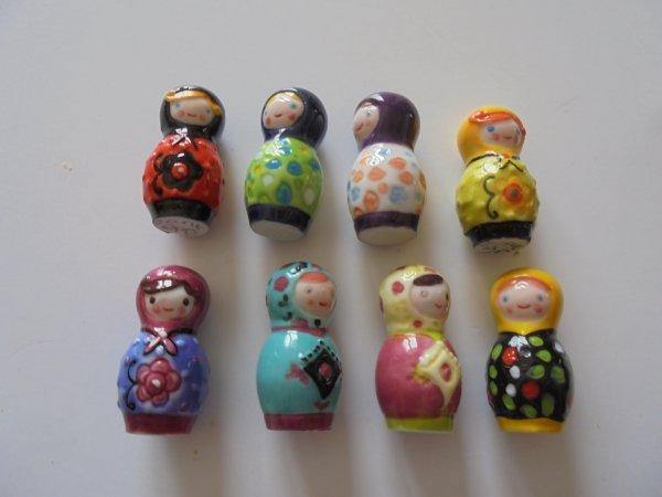 serie 2379 : les poupées russes 2014