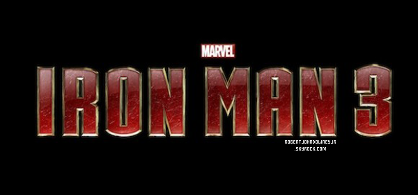 Nouvelles infos Iron Man 3 + Flash Back Robert et Susan