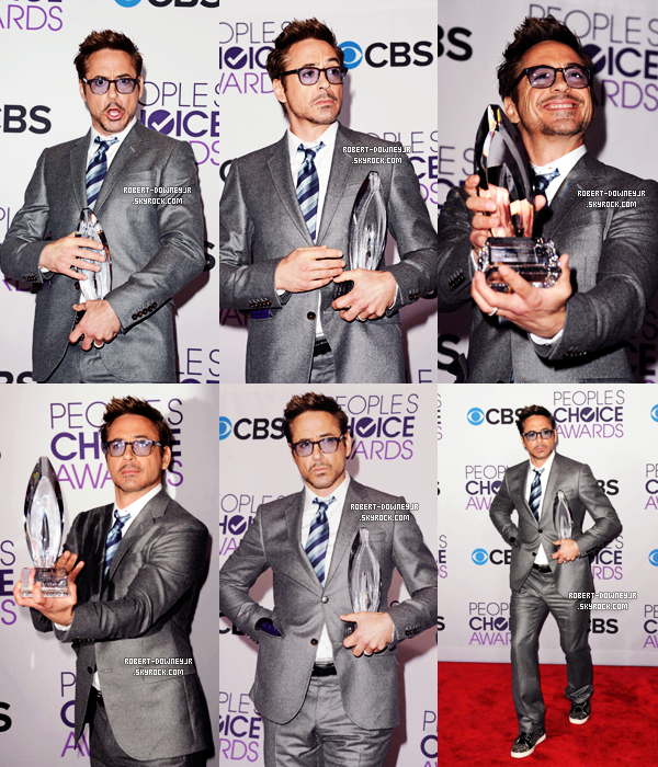 | Event | People's Choice Awards 2013