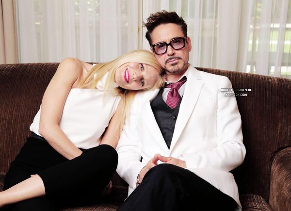 | Shooting | G&R (LA) - Impressions Iron Man 3 - médias