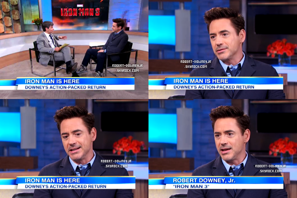 | Appearance | Good Morning America + shooting