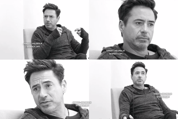 | Candids | Robert a Beverly Hills + Interview + apparition surprise