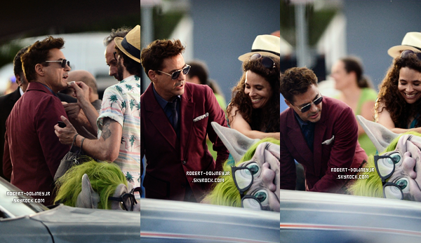 | Nomination | Teen Choice 2013 + Candids Miami