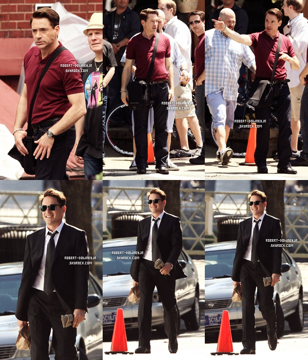 | Candids - 03.06 : Set de The Judge à Shelburne Falls, Massachusetts