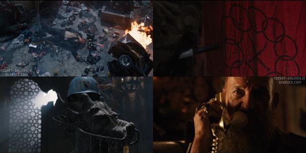 | New's - 13.08 : Extrait du bêtisier d'Iron Man 3 + première scène coupée du film