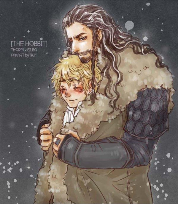 Bilbo x Thorin