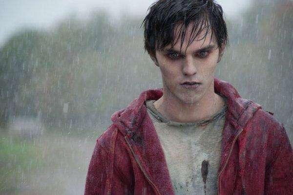 Warm Bodies- Le film le plus beau dans les mondes des Zombies(Gentil zombie , gentil)