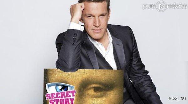 Benjamin Castaldi parle de Secret Story et son avenir