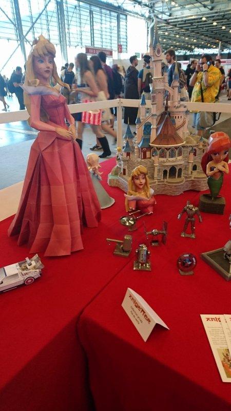 Quelque photo de la Japan Expo #2