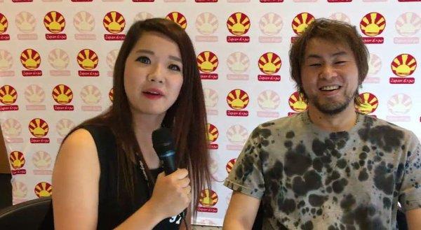 Hiro Mashima a la Japan Expo !
