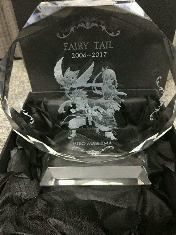 Le Trophée Fairy Tail