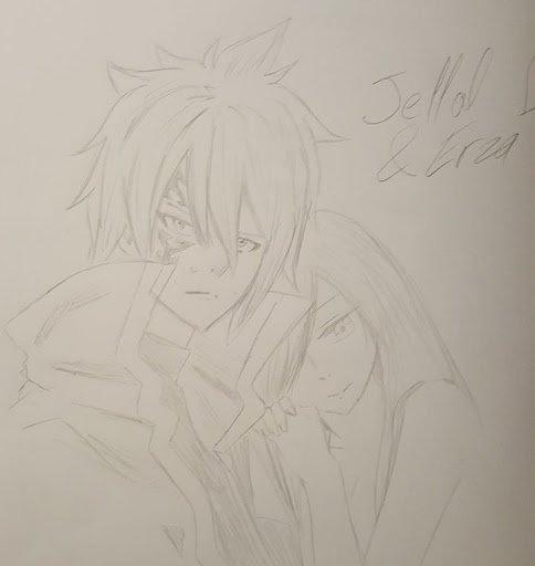 Erza & Jellal