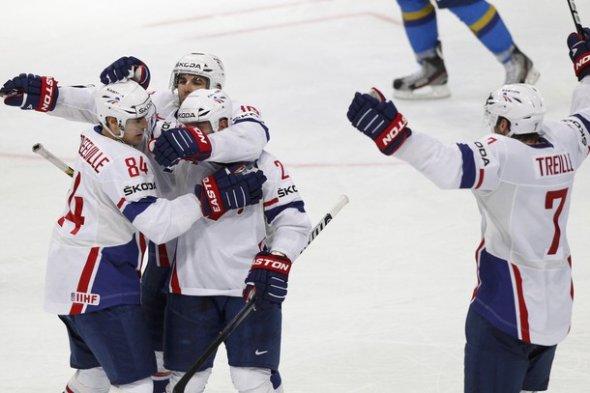 Hockey sur Glace - Championnat du Monde (tour préliminaire)