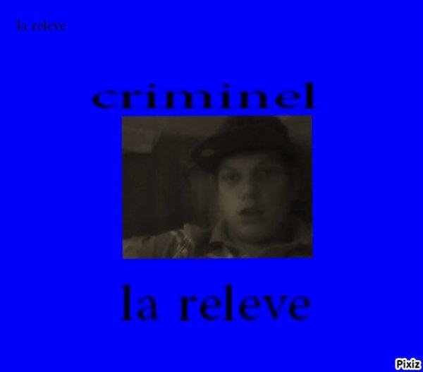 criminel  mixtape