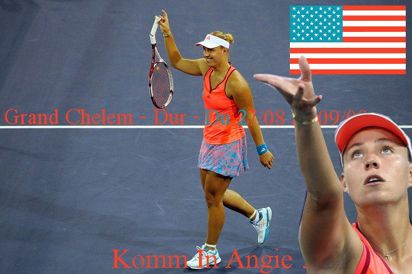The American Dream --) US Open 2012