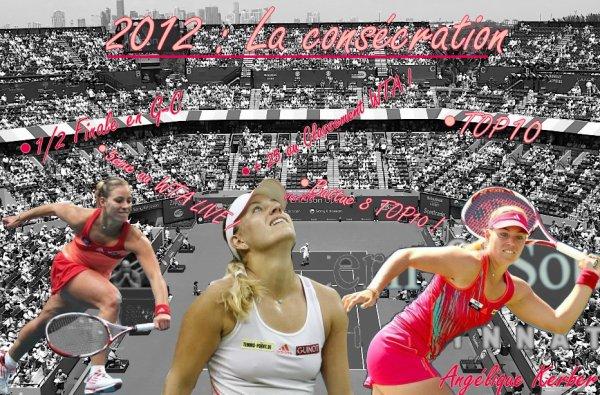 """Article du blog de Photo-WTA sur Angie """"A toute vitesse !"""""""