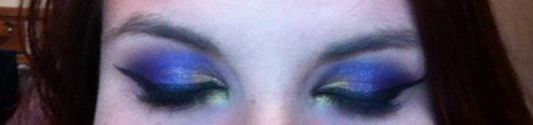 Maquillage et Nail art pour Halloween