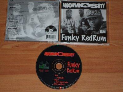 ANOMOSITY - FUNKY REDRUM - 1994 - MILWAUKEE / WI