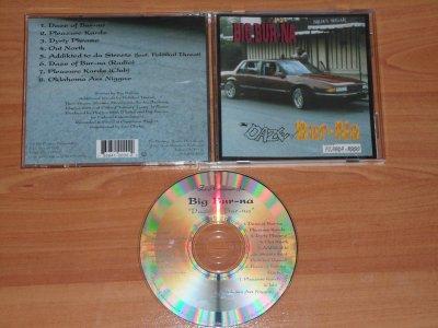 BIG BUR-NA - DAZE OF BUR-NA  - 1995 - TULSA / OKLAHOMA