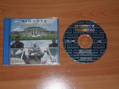 BIG LOVE - REPRESENTIN' REAL - 1997 - HOUSTON / TX