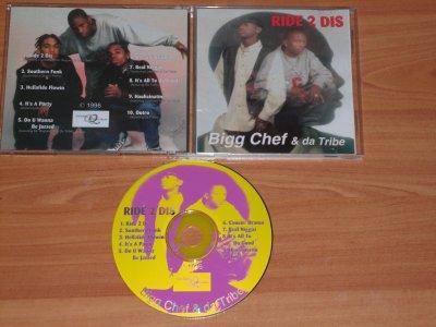 BIG CHEF & DA TRIBE - RIDE 2 THIS - 1996 - LOUISIANA