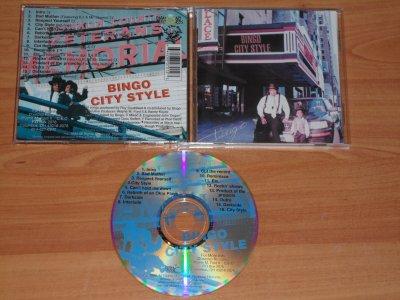 BINGO - CITY STYLE - 1998 - COLUMBUS / OH