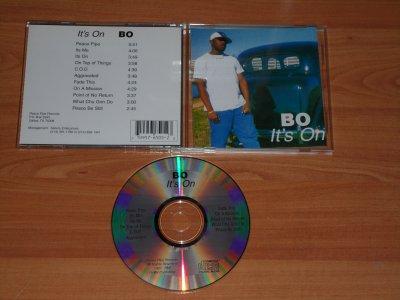 B.O - IT'S ON - 1995 - DALLAS / TX