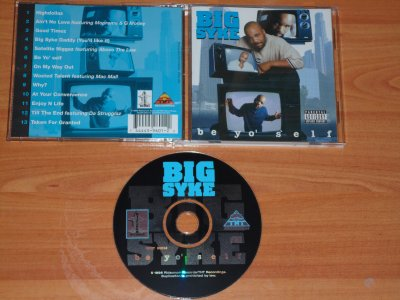 BIG SYKE - BE YO SELF - 1996 INGLEWOOD L.A / CA