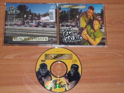 BLACK DYNASTY - DEEP EAST OAKLAND - 1995 OAKLAND / CA