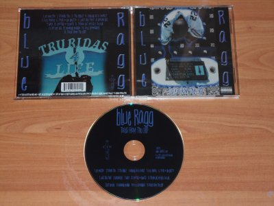 BLUE RAGG - TALES FROM THE CRIP - 2001 - LAS VEGAS / NV