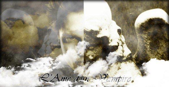 """Ma deuxième fiction : Hésitation du point de vue D'Edward Cullen intutilée """"L'âme d'un vampire"""""""