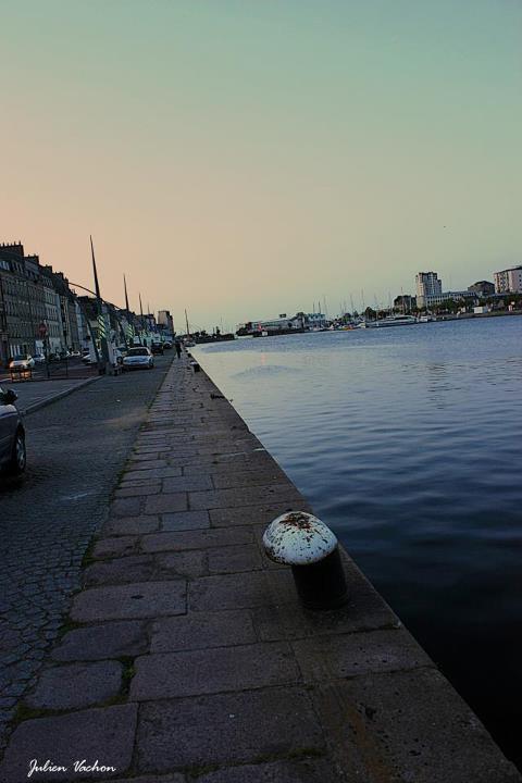 Un bout du port