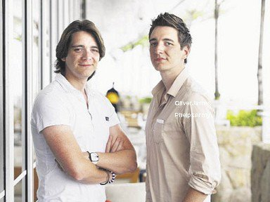 James & Oliver Phelps {Photo-Shoot 2012}