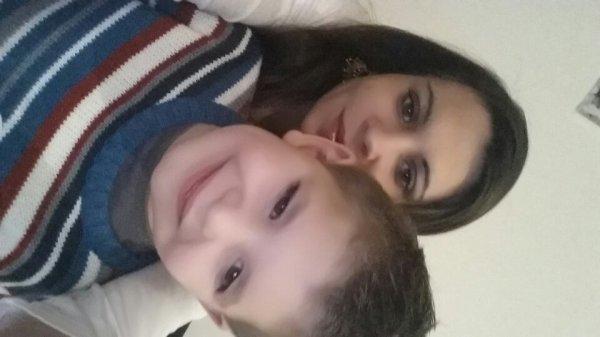 L'amour que j'ai pour mon fils ne se calcule pas ♡
