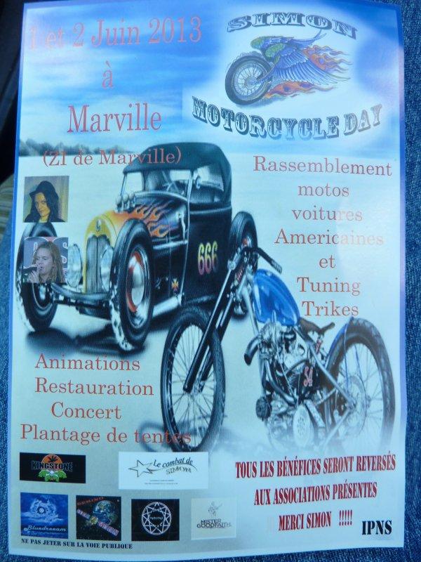 Rassemblemt à Marville, Jean_Louis et Philippe.