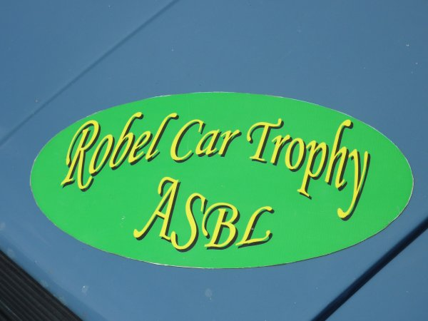 Le RobelCarTrophy c'est rendu au 28è Rétro Meus' Auto......