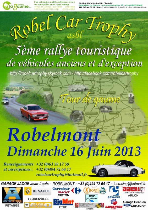 Photos du Rallye 2013.